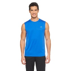 C9 Champion Men's Tech Muscle Tee - Blue XL