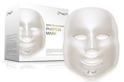 LED Photon Therapy Red Blue Green Light Treatment Facial Beauty Skin Care Phototherapy Mask
