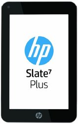 "HP Slate 7 Plus 4200us 7"" Tablet 8GB Android 4.2.2 NVIDIA Tegra -Silver"
