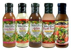 Walden Salad Creamy Italian/Asian/Chipotle/Ranch-Sesame/Ginger Sauce