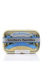 Grether's Sugarless Black Currant Pastilles 3.75oz pastilles