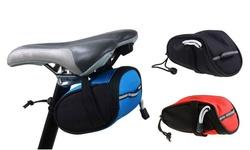 Center Link Under The Seat Bike Bag - Black