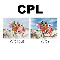 Polaroid Optics 4mm Piece Filter Set (UV CPL FLD) - PL-FIL4 3