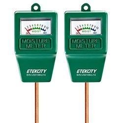 Etekcity 2 Pack Plant Soil Moisture Meter, Water Monitor for Gardening,Farming