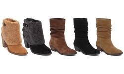 Jessica Simpson Women's Boots: Gilford-bain Tan/7.5