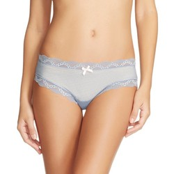 Gilligan & O'malley Women's Hipster Panty - Rainfall Blue - Size: XS
