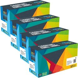 Do it Wiser Toner Cartridges Set for Okidata Toner