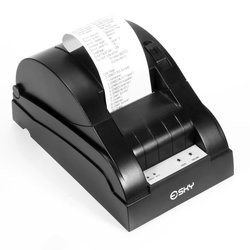 Esky High Speed USB Receipt Thermal Printer Compatible - Size: 58mm