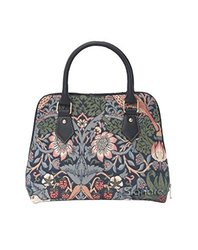 Signare Women's Tapestry Shoulder Handbag - Multi-colored - Size: M
