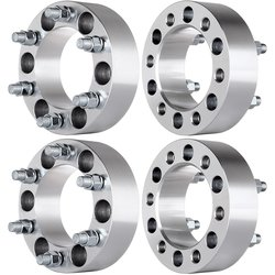 "ECCPP 2"" Thick Wheel Spacers - 4 Pieces"