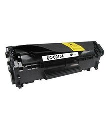 Canon 104 Toner Cartridge - Black - 2000 Yield (0263B001AA)