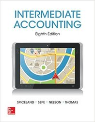 McGraw-Hill Education Intermediate Accounting  - 8th  Edition - Paperback