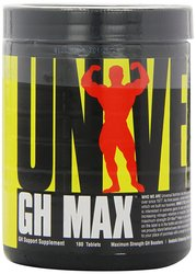 Universal Nutrition GH Max - 180 Tabs - Pack of 3