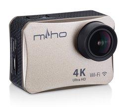 Miho SDV-8560Q 4K UHD WiFi Camera Remote Control - Champagne Gold