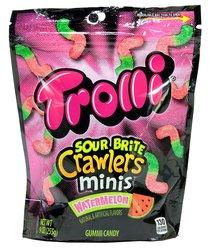 Trolli Sour Brite Bites Watermelon Candy Pack of 18