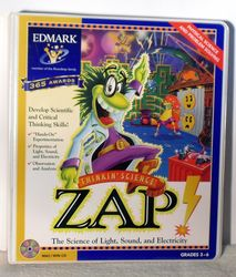 Edmark Thinkin Science ZAP Grades 3-6