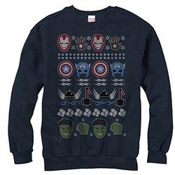 Men's Marvel Sweater - Avengers - Size: XXL