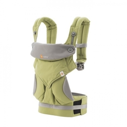 Ergobaby 4 Positions 360 Baby Carrier - Green