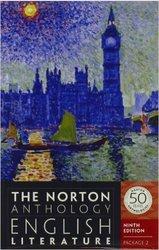 W W Norton The Norton Anthology of English Literature Paperback