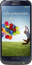 PowerBear Battery Case for Galaxy S4 - 3200mAh - Bare Black