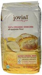 Jovial Organic Einkorn All Purpose Flour - 32Oz - Pack of 5