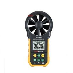 Hyelec MS6252A Digital Anemometer Meter Backlight Air Velocity Measurement