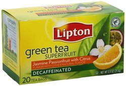 Lipton Decaffeinated Green Tea - 6PK - 20CT