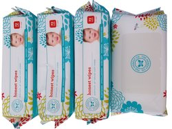 The Honest Baby Wipes - 288 Wipes - 4 Pack