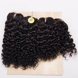 "Brazilian Hair 8""/9"" & 10"" Closure Body Wave - 4Pc"