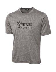 Sdi NCAA St. John'S Red Storm Mascot T-Shirt - Sport Grey - Size: M