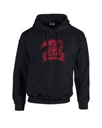 Sdi NCAA Colgate Raiders Mascot Sleeve Hoodie Size: XX-Large - Black