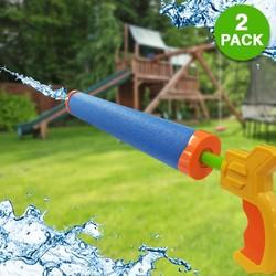 Banzai Water Cannon Foam Blaster Kids' Toy - Blue