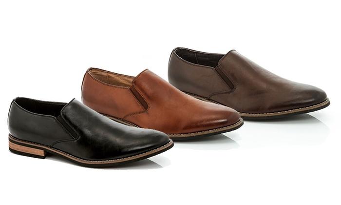 db48c891b11 ADOLFO Men s Dress Shoes Slip On  Black 11 - Check Back Soon - BLINQ