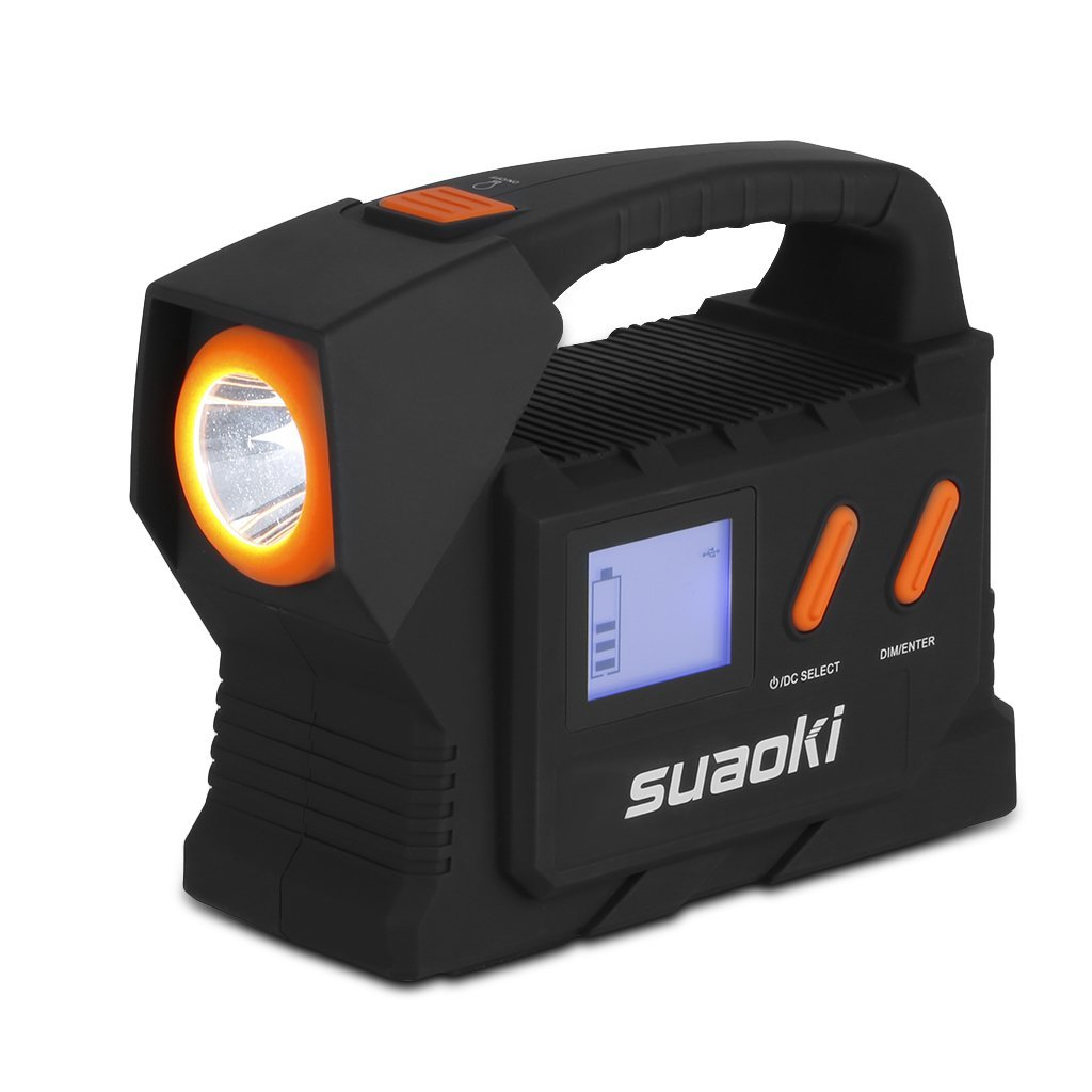 Suaoki T803d 24v 25000mah Usb Charging Portable Jump Starter Car Jumper Check Back Soon