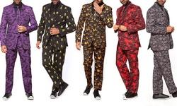 Braveman Men's Halloween Suits: The Bat/40rx34w
