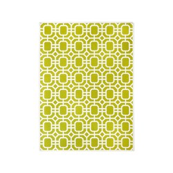 Threshold Indoor/Outdoor Flatweave Area Rug - Lime Green - Size: 7'x10'