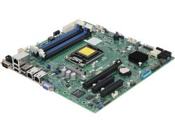 Supermicro Motherboard Micro ATX DDR3 1600 LGA 1150 X10SLL-F-O