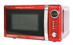 NOSTALGIA PRODUCTS GROUP Nostalgia Rmo770Red .7 Cuft Microwave