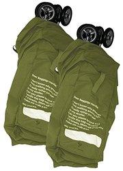 Prince Lionheart Stroller Gate Check Bag - Multi - 2 Pack