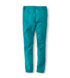 Circo Girls' Knit Jeggings - Blue - Size: 6