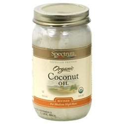 Refined Coconut Oil 6 of By SPECTRUM NATURALS 5 x, 29 oz