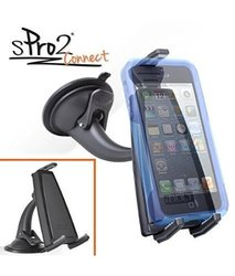 sPro2 Windshield Dash and Vent Combo car dock / car mount / car holder for all Smartphones, works with all Cases and extended batteries too. iPhone 6s/ 6s plus/ 6+ / 6 / 5s / 5c / 5 , Samsung Galaxy S7 / S6 plus / S6 / S5 / S4 / Note 5 / Note 4 / Note 3 /