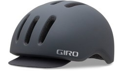 Giro Reverb Bike Helmet - Matte Black - Size: Medium
