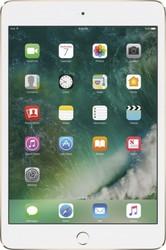 """Apple iPad Mini 4 7.9"""" Tablet 16GB Wi-Fi+3G - Gold (MK712HN/A)"""