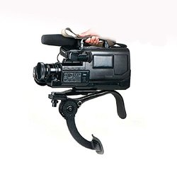 Digital Camera DV Shoulder Frame Camera Bracket Stabilizer (Q440)