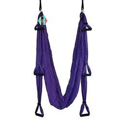 Pellor Inversion Swing Yoga Hammock - Violet