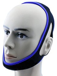 Nonpareil Snore Relief Jaw Support - Blue - Size: X Long (J8507-2)