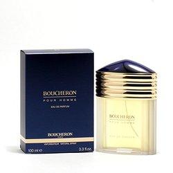 Boucheron Pour Homme Eau De Parfum For Men: 3.3 Fl Oz