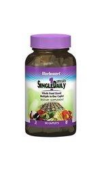 Bluebonnet Super Earth Single Daily Multi-Nutrient Formula Iron Caplets, 90 Count