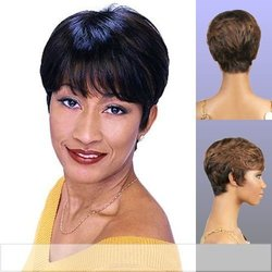 H-6229 (motown Tress) - Human Hair Full Wig In 34